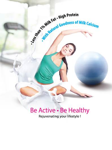 Be Active · Be Healthy